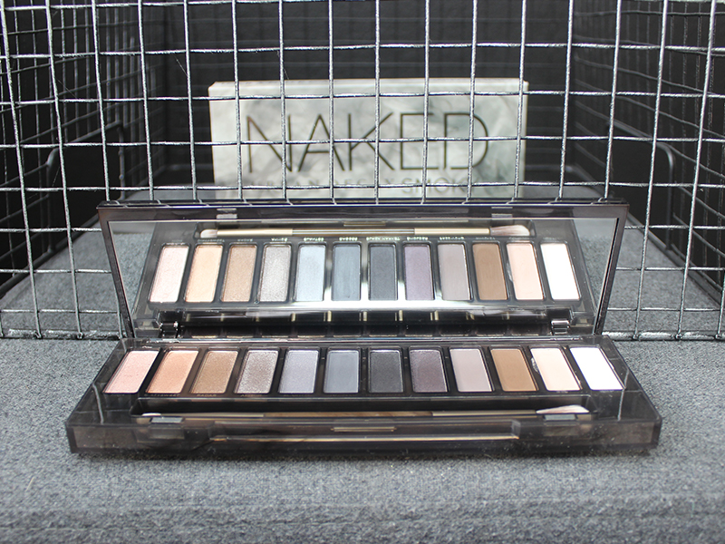 Naked Smoky Palette Review