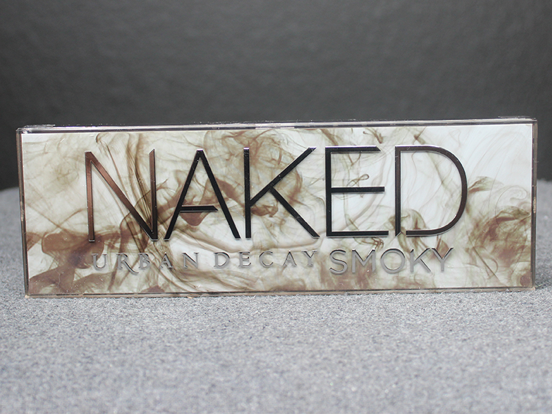 Naked Urban Decay Smoky Palette