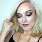 Urban Decay Naked Smoky Palette Swatches, and Makeup Look