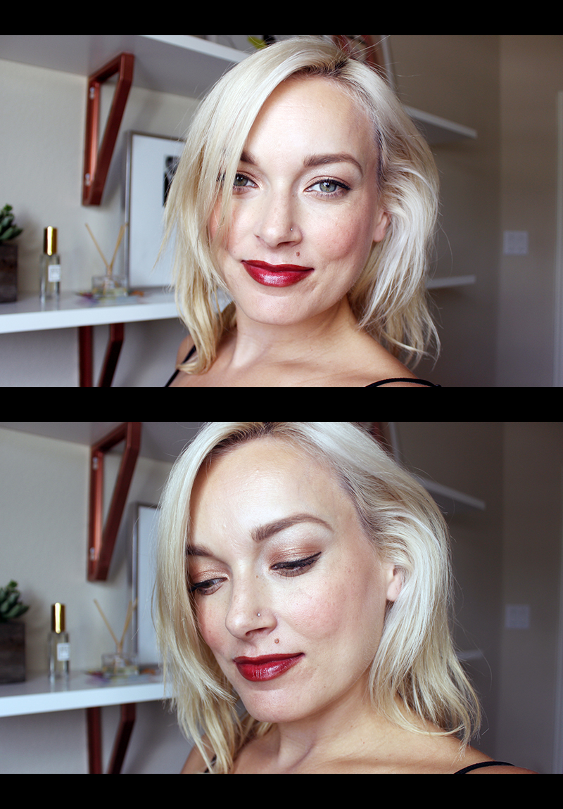 Mary Kay Fall Makeup Look