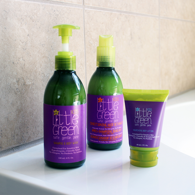 safe bath products for kids