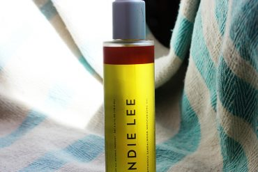 review of indee lee face oil