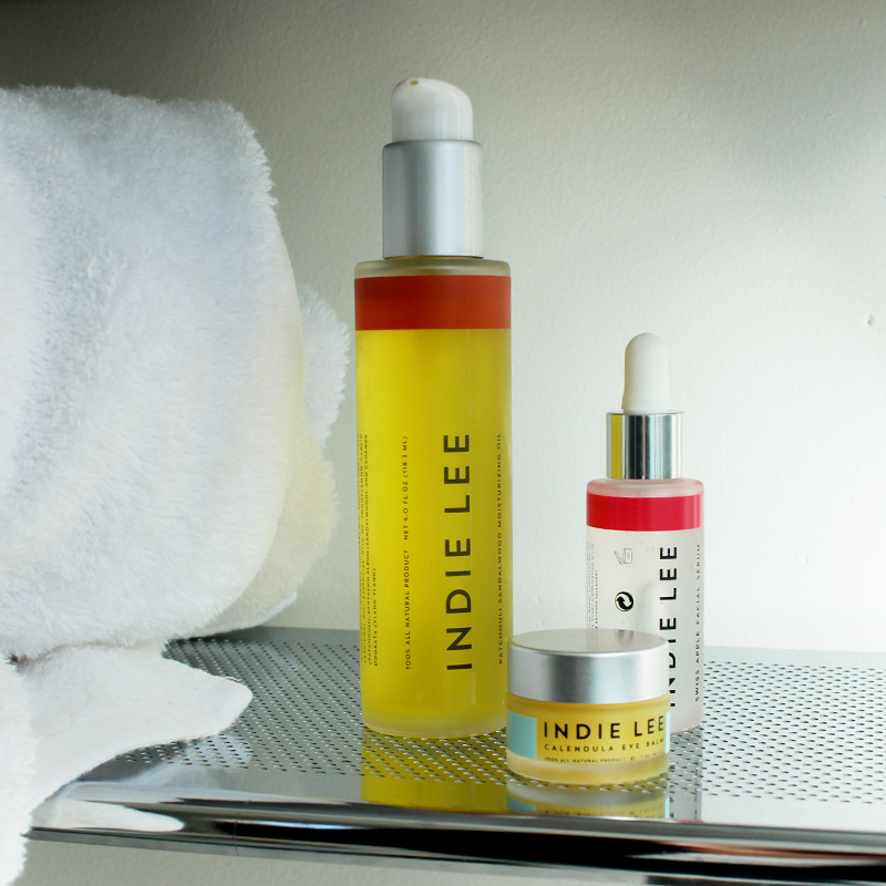 Indie Lee skincare review
