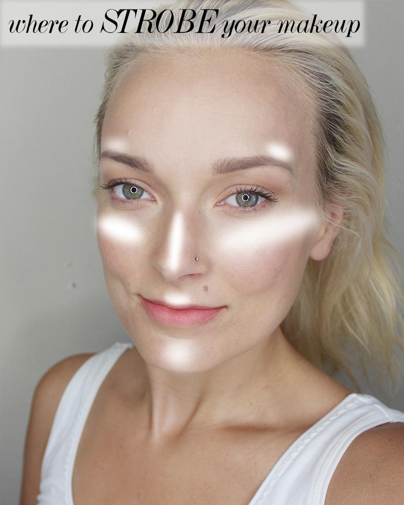 Strobing VS. Highlighting Your Makeup
