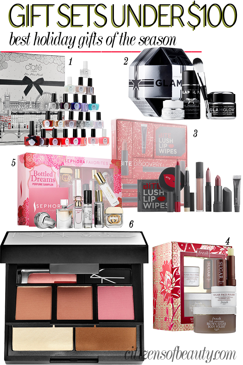 Best holiday beauty gift sets under citizens