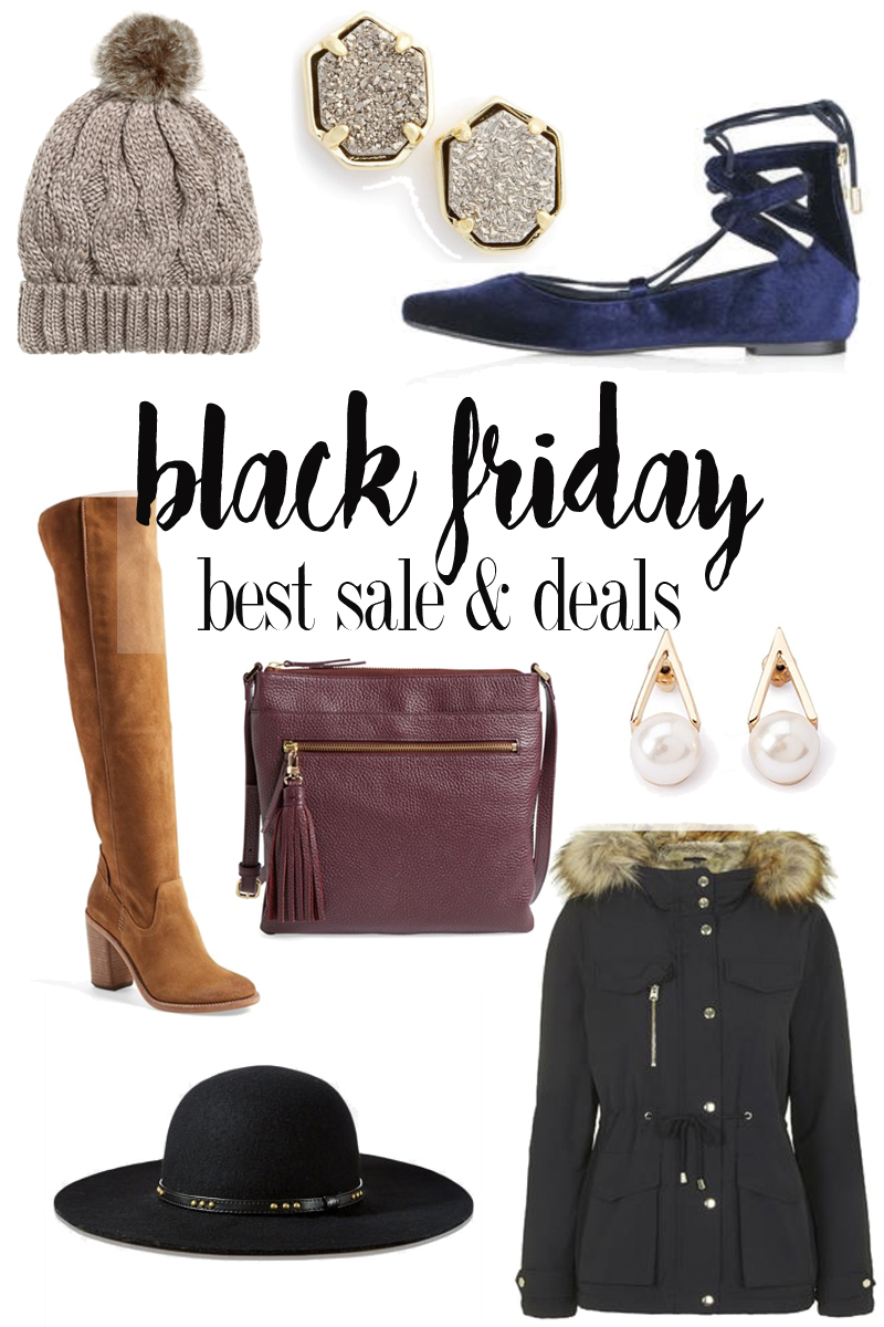 2015 best black friday deals for H7M, Macy's, anthropolgy, kohls, nordstrom, express and more