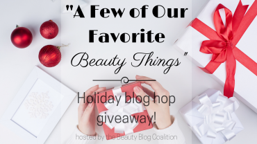 enter to win a huge beauty giveaway
