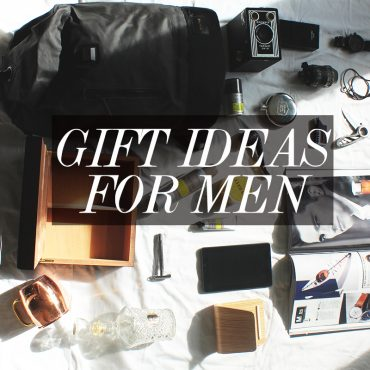 Holiday gift ideas for men. What men really want for Christmas