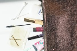 Holiday party beauty essentials for touch ups are a must have for just incase you experience a beauty emergency