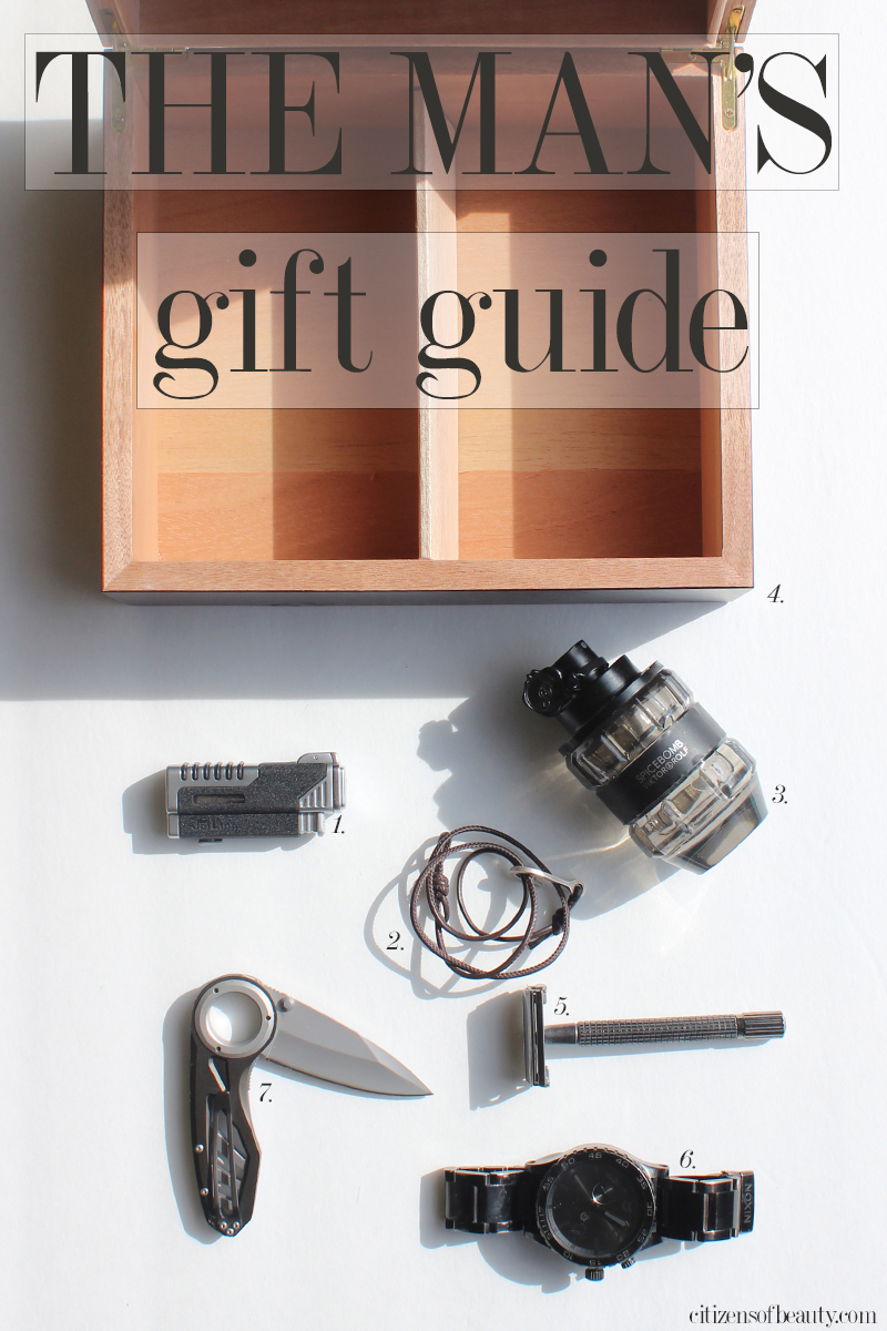 gift ideas for men for christmas 2015