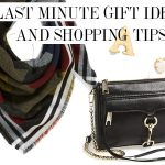 Last Minute Gifts and Shopping Tips