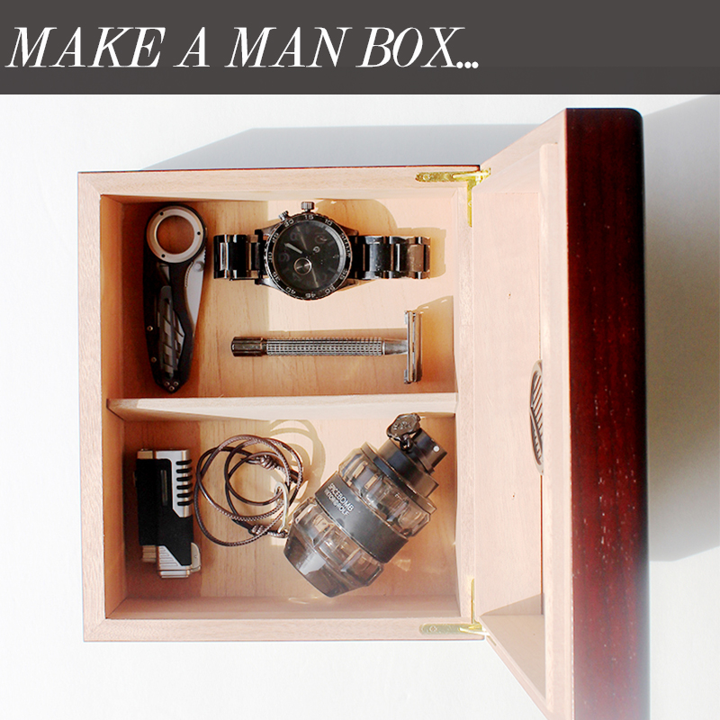 what to put in a gift basket for a man