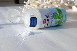 Bore Baking Soda Cleansing Scrub for exfoliated skin