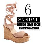 6 Summer Sandal Styles Under $100.00