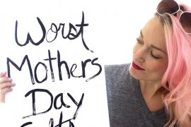 worst mothers day gifts for 2016