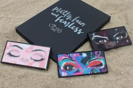 Ciate London Pretty Fun and Fearless eyesahdow palette