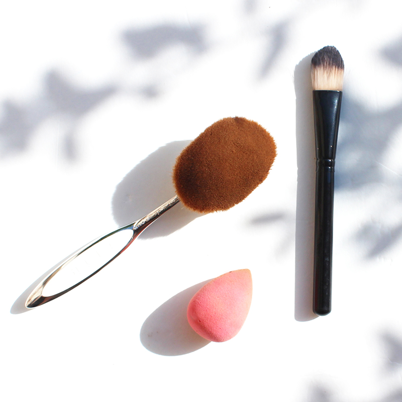 best makeup tools for non-touring