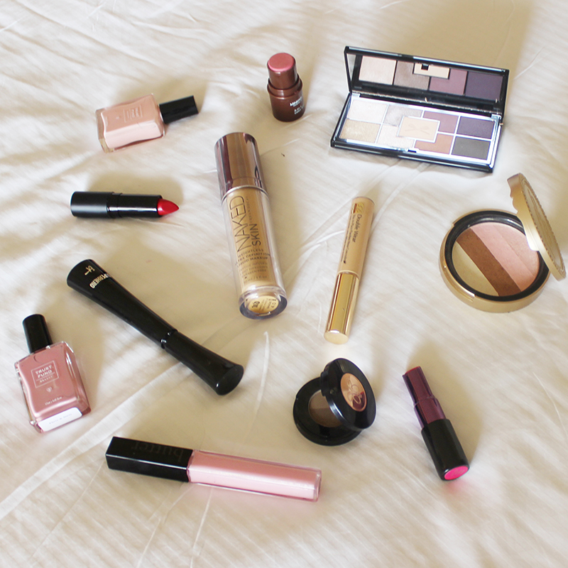 hilton honululu hawaii travel makeup