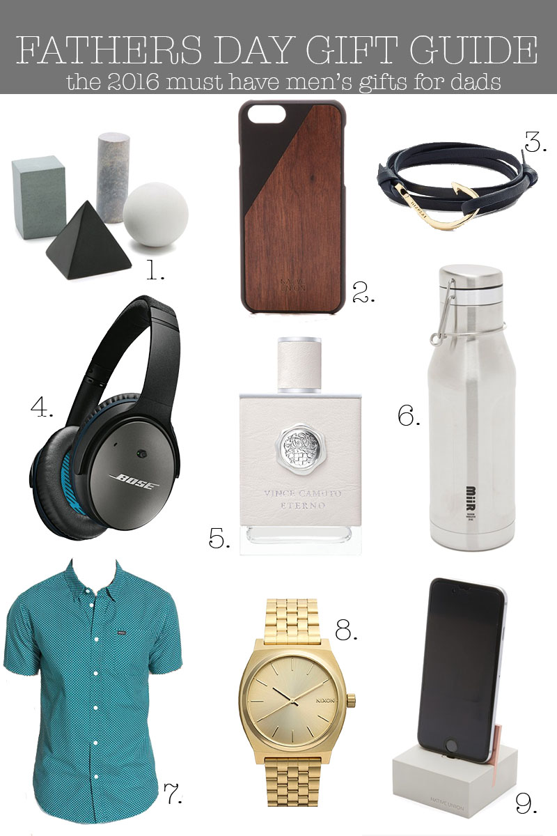 unique fathers day gift guide for dads in 2016