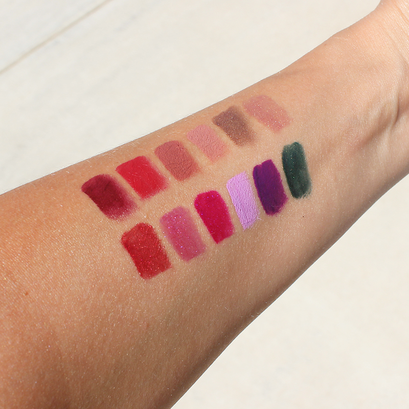 Junkie urban-decay-vice-lipstick-palette-swatches