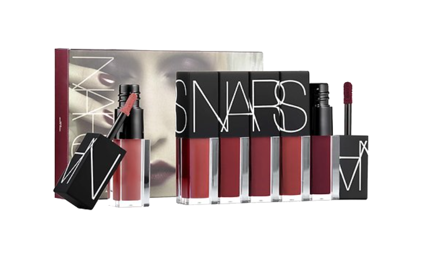 Mars Holiday Makeup Set Mind Game Velvet Lips