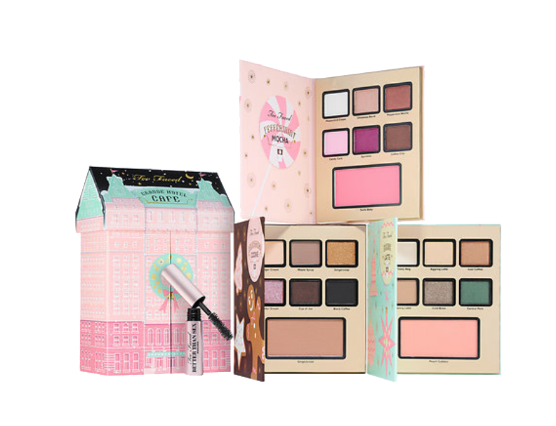 Too Faced Grande Hotel Holiday Makeup Sets 2016 at Sephora