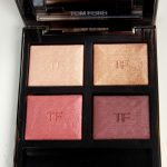 Review // Tom Ford Honeymoon Eyeshadow Quad