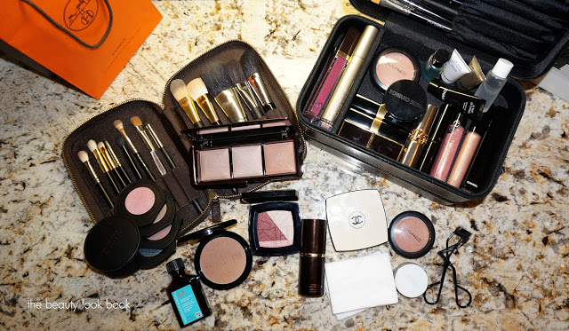 basic makeup kit for travel