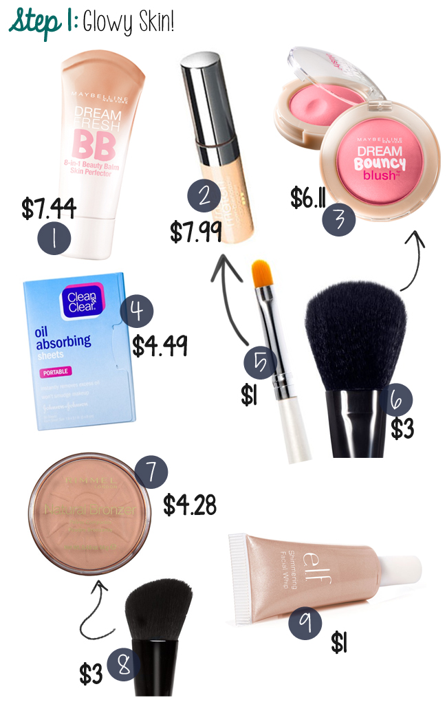 basic makeup kit for teens