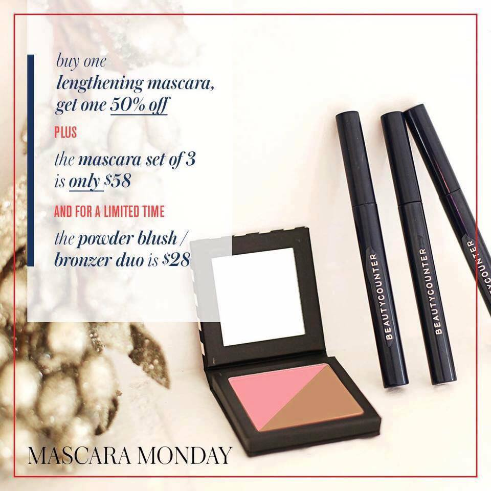 Get this non-toxic makeup and beauty cyber monday deal now!