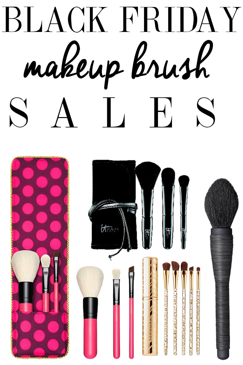 Best black friday makeup brush sales 2016