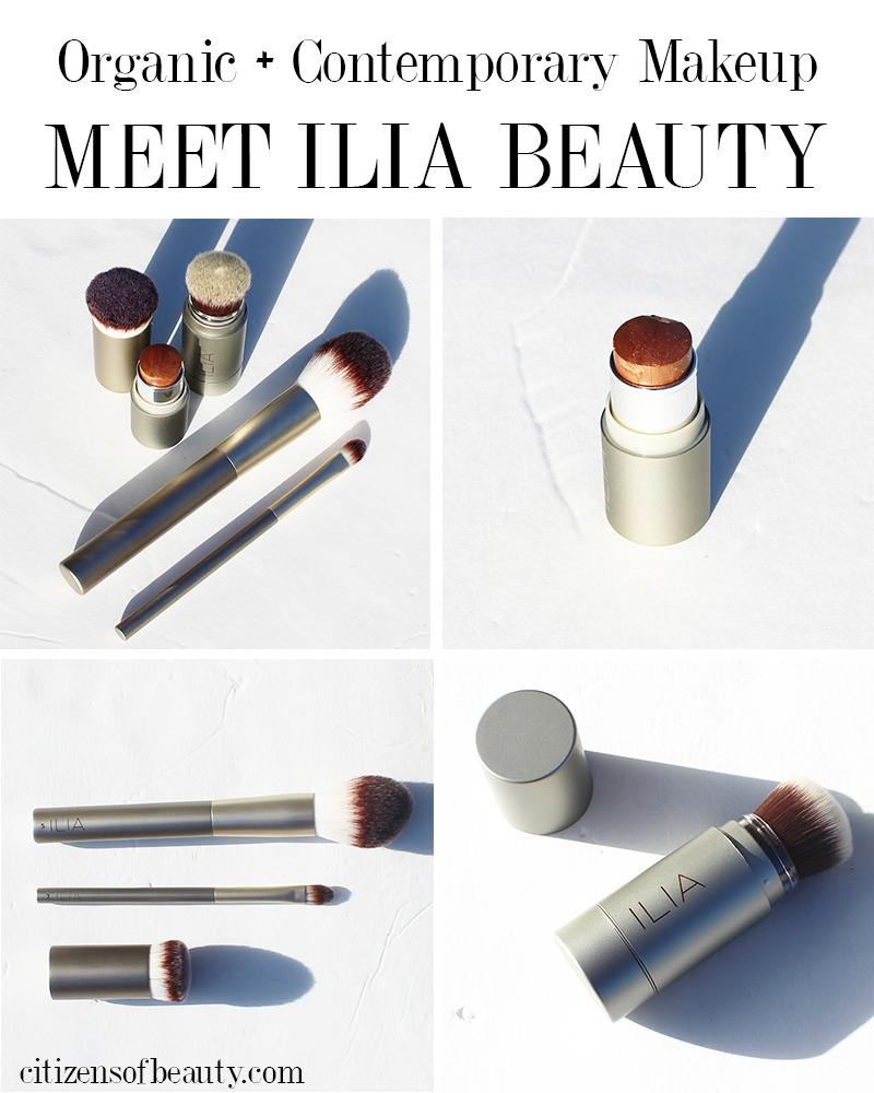 Ilia beauty makeup is the connection between organic beauty and contemporary fashion. Check out this gorgeous collection.