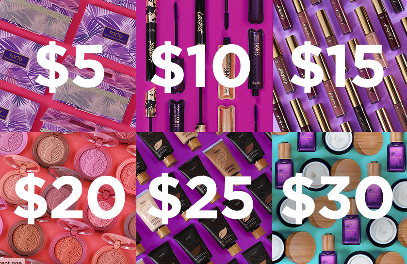 what are the best makeup deals happening now for cyber monday 2017?
