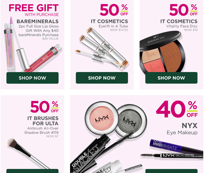 best cyber monday makeup deals happening now for cyber monday