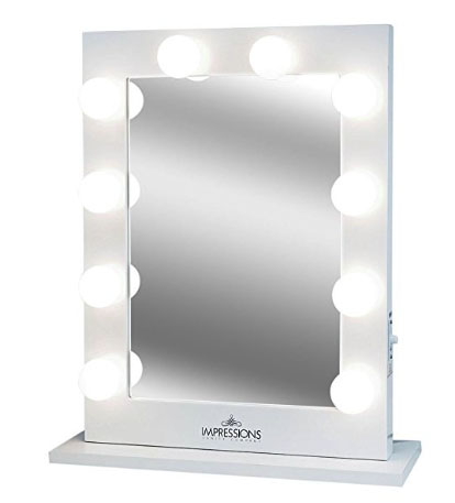 Best vanity lighting for makeup artists