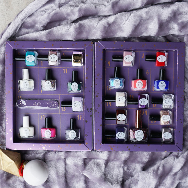 Ciate London Mini Mani Month nail polish gift set is gorgeous!
