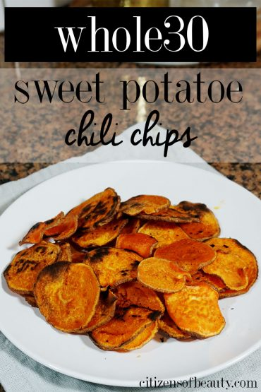 whole 30 chili sweet potato chips