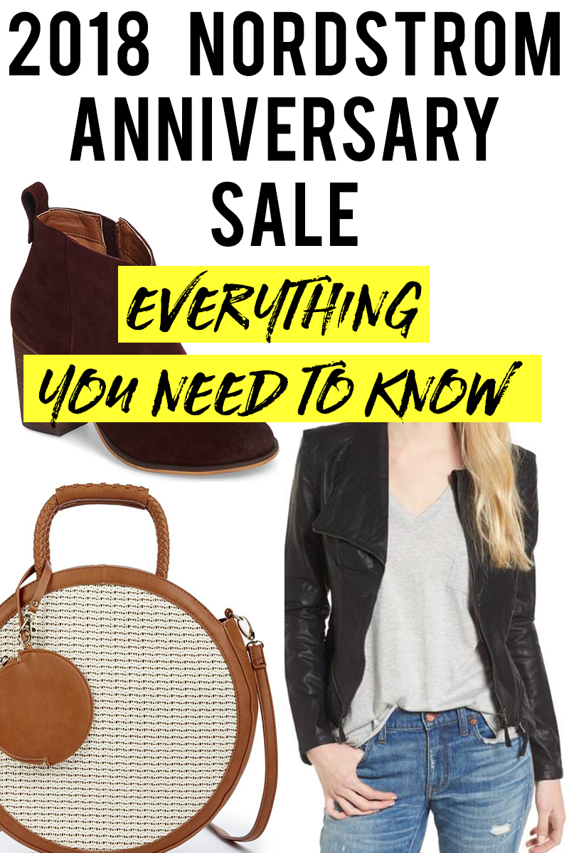 2018 Nordstrom Anniversary Sale Tip