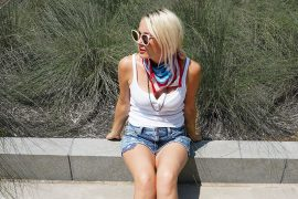4th of July Easy Outfit Post