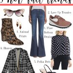 Top 5 Fall Fashion Trends to Try
