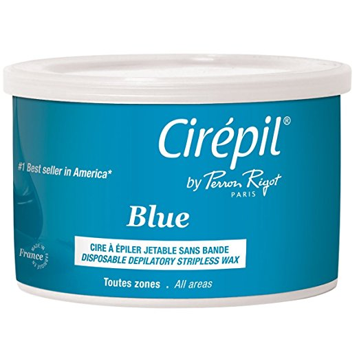 cerapil hard wax for waxing upper lips