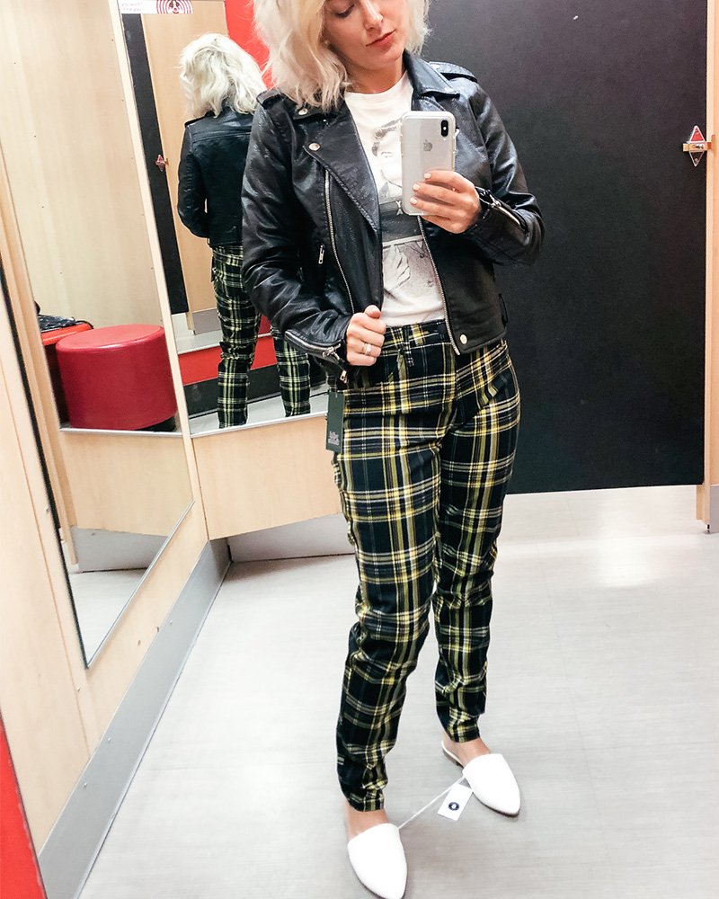 90's style at Target with style blogger Kendra Stanton