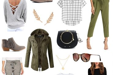 Amazon style finds under $50 with beauty and style blogger Kendra Stanton. Find Boots, cozy clothes, acessories, clothing, and trendy styles for fall.