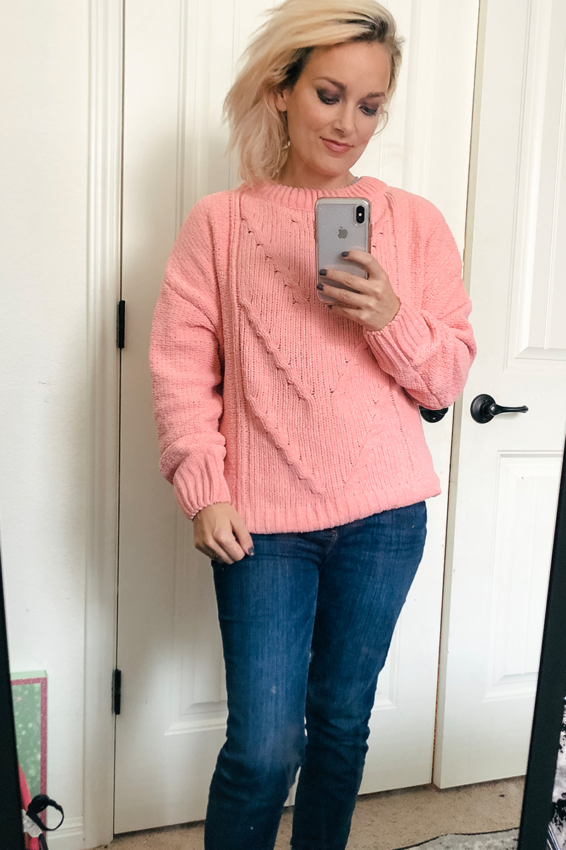 Austin, TX Beauty and Lifestyle blogger Kendra Stanton brings you the best sweaters and cozy knits from Amazon Prime
