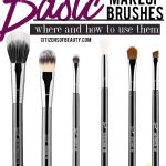 Everyday Makeup Brushes + Where to Use!