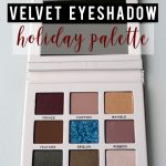 Beautycounter Iconic Velvet Eyeshadow Holiday Palette Eyeshadow Look
