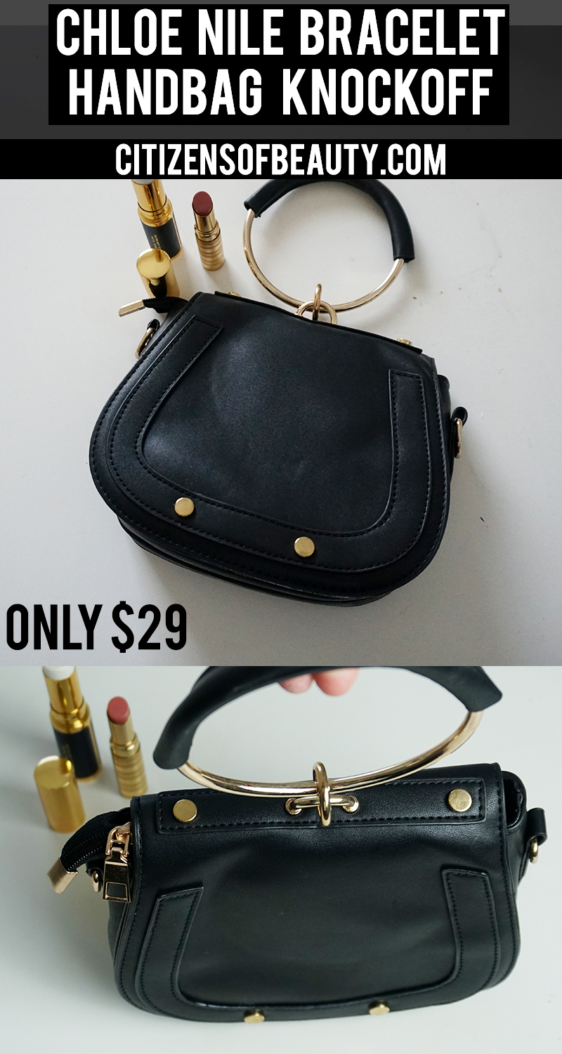 Best Chloe Nile Bracelet handbag knockoff for $29