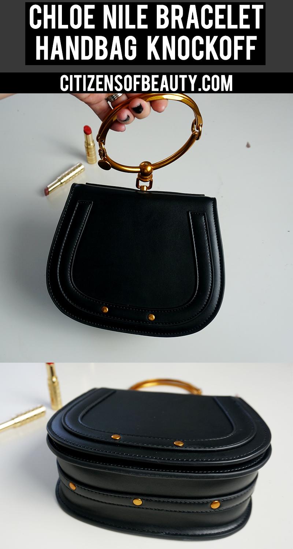 Best Chloe Nile Bracelet handbag knockoff
