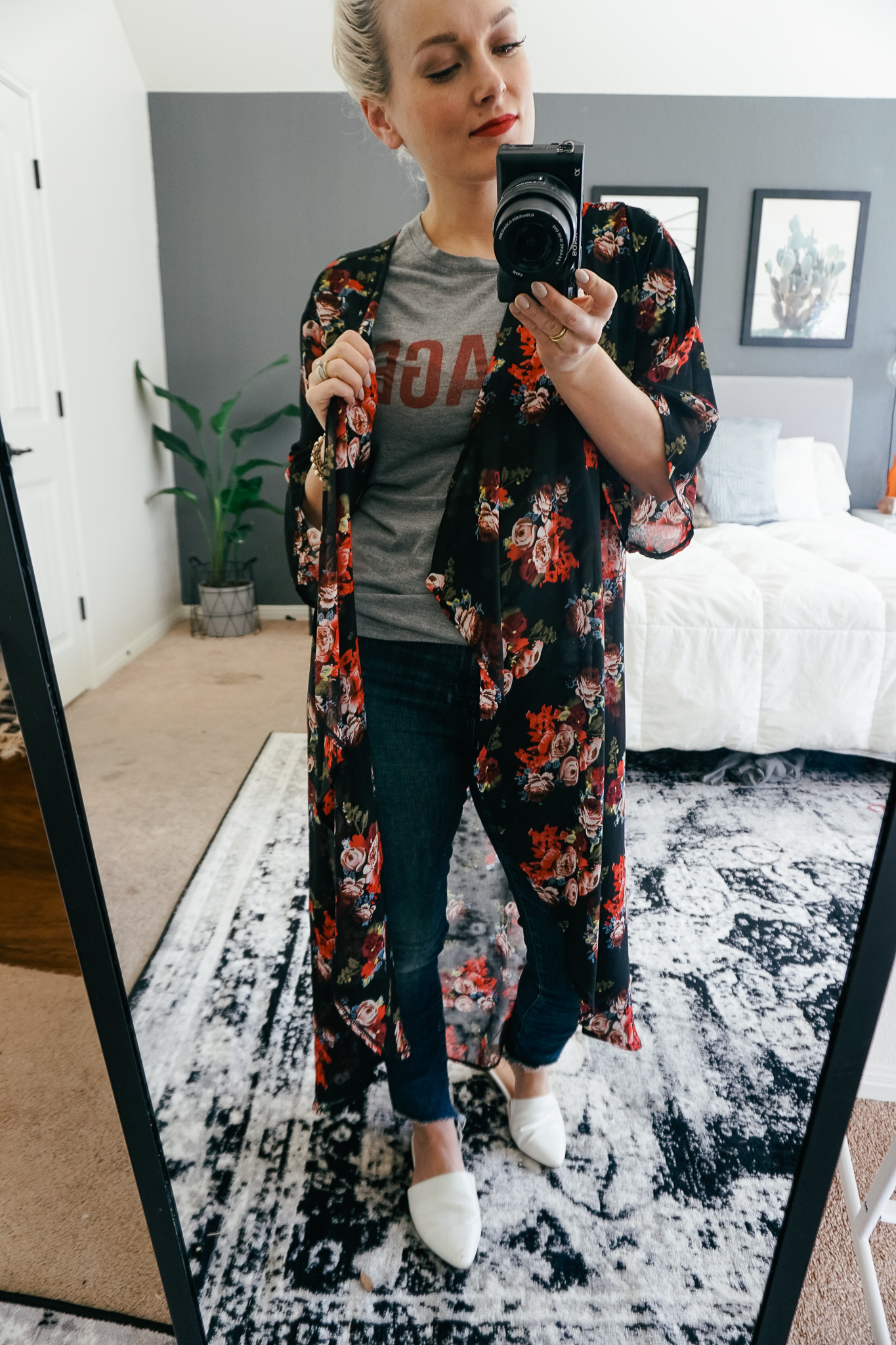 Get this casual look from my what's in my closet try on Haul with style blogger, Kendra Stanton.