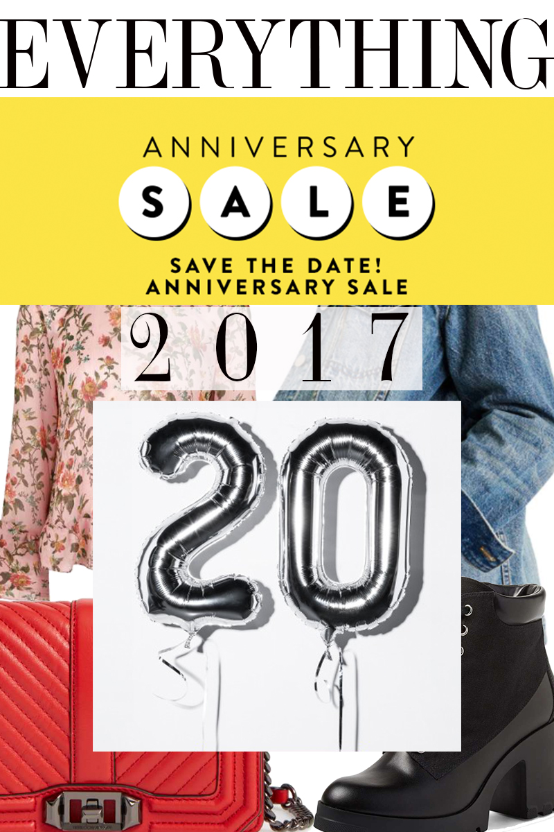 Everything Nordstrom Anniversary sale dates, early access and best deals are here! #Nsale details and half yearly sale for women info.
